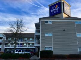 InTown Suites Extended Stay North Charleston SC - Mazyck, hotel near Charleston International Airport - CHS, Charleston