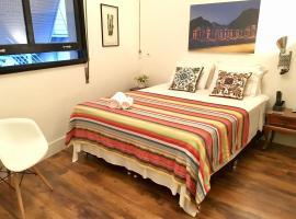 Studio2 Rio Beira Mar, hotel v destinaci Rio de Janeiro