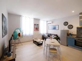 Le Porta 5, apartment in Albi