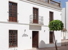 Chacón Apartments & Suites, lägenhet i Estepona