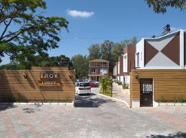 Troy Lodge, hotel in Lusaka