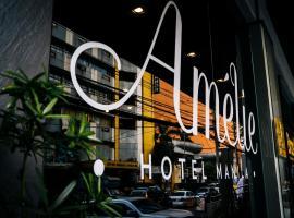 Amelie Hotel Manila, hotel malapit sa Binondo, Maynila