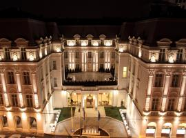 Grand Hotel Continental, hotel a Bucarest