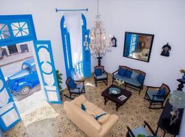 Blanc Blue 1924, hotel in Havana