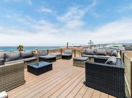 Fantastic Mission Beach condo steps to the Beach, apartment in San Diego
