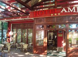 Hotel Ami, hotel in Baile Felix