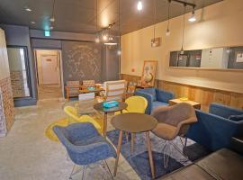 Galaxy Apartment, apartment in Osaka