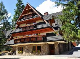 Willa Apart, pet-friendly hotel in Zakopane
