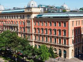 Palais Hansen Kempinski Vienna, hotel a Vienna, Centro di Vienna