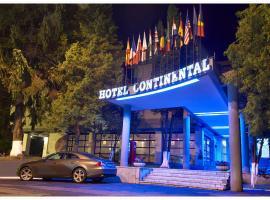 Continental Suceava, hotel in Suceava