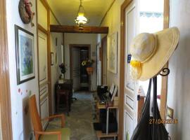 Chez Brigitte Guesthouse, B&B in Nice