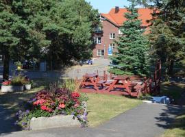 Art Hostel Nida, hostel in Nida