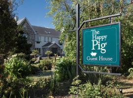 The Happy Pig, B&B in Kenmare