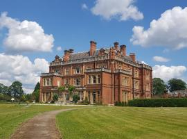 Rossington Hall, hotel in Doncaster