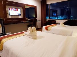 暹羅東方酒店,合艾的飯店