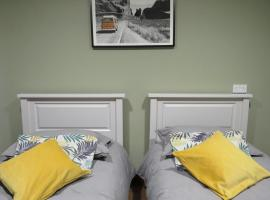 Wildwood Apartment, place to stay in Carlingford