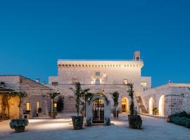 Masseria Trapana, hotel en Lecce