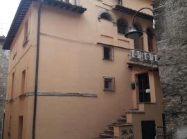 IL TEATRO ALLOGGI, hotel in Terni