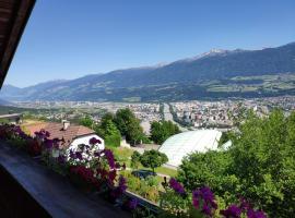 Alpendohle Apartments Innsbruck, haustierfreundliches Hotel in Innsbruck