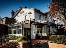 The Fox & Goose Hotel, hotel cerca de Estadio Wembley, Londres