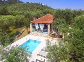 villa Santa Marina, villa in Makryámmos