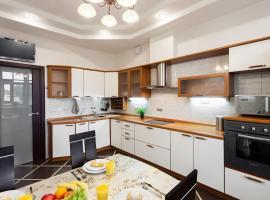 3к Апартаменты Назарбаева, отель в Казани, рядом находится Станция метро Суконная слобода