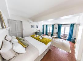 La Demoiselle, accommodation in Avignon