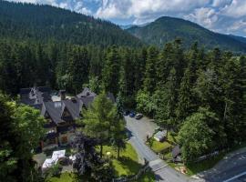 Hotel Dwór Karolówka, hotel near Tatra National Park, Zakopane