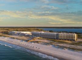 The Lodge at Gulf State Park, A Hilton Hotel, resort in Gulf Shores