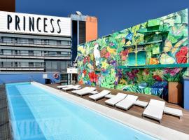 Barcelona Princess, hotel near Besos Mar Metro Station, Barcelona