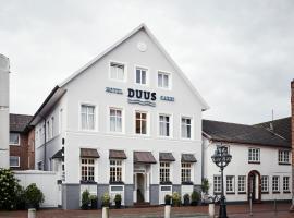 Duus Hotel garni, Hotel in der Nähe von: Sportboothafen, Wyk auf Föhr