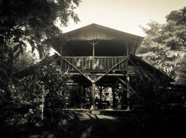 Rincón ecológico cultural Terraba, country house in Caracol
