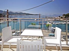 Aqua Marine 2: Neos Marmaras şehrinde bir otel