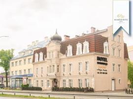 Hotel Diamond w Białym Dworku, hotel in Rumia