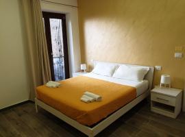 Giò Rooms, bed & breakfast a Scalea