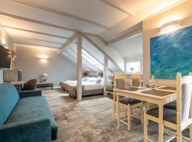 Villa Stawros – hotel w Łebie