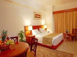 Rose Garden Hotel Apartments - Bur Dubai, hotel near Grand Mosque, Dubai