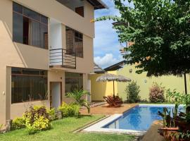 Paraiso Wasi, hotel with pools in Tarapoto