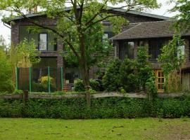 Gästewohnung Hardinghaus am Teich, budget hotel in Warendorf