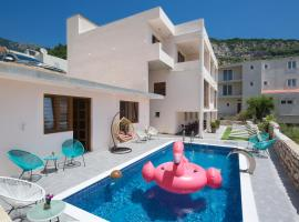Villa Lazy Hill, apartament a Budva