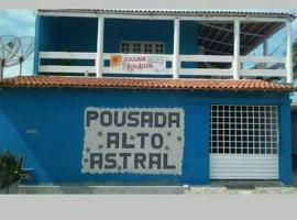 Pousada e Restaurante Alto Astral, maison d'hôtes à Baía da Traição