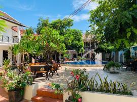 Vientiane Garden Villa Hotel, отель во Вьентьяне