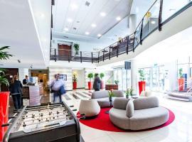 ノボテル ルクセンブルク センター、ルクセンブルクのホテル