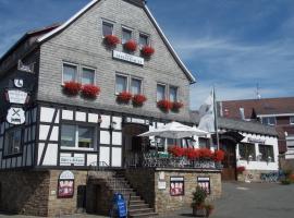 Hotel Medebach - Zum Schwanenkönig, מלון במדבאך