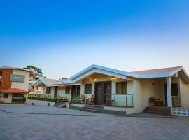 Bliss County Resort-Pure Veg, family hotel in Mahabaleshwar