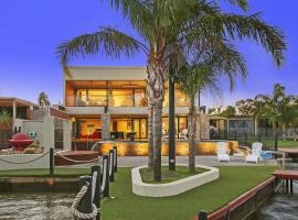 Lang Street Luxury Retreat - Mulwala, hotel in Mulwala
