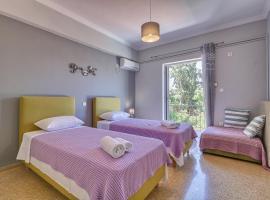 Carpe Diem near the Athens airport, apartment in Markopoulon