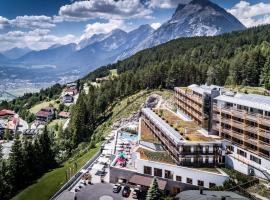 NIDUM - Casual Luxury Hotel, Hotel in Seefeld in Tirol