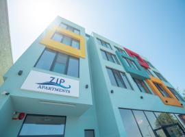 ZIP Apartments, apartment in Mamaia