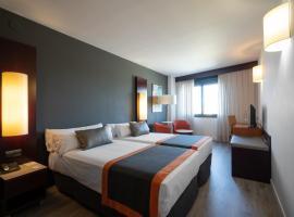 Catalonia Sabadell, hotel cerca de Campo de Golf Port del Compte, Sabadell